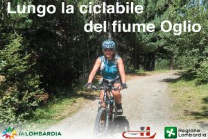 PASSO DEL TONALE - MANTUA RIDING ALONG OGLIO RIVER'S CYCLE PATH TOGETHER WITH SUSANNA ALLEGRI